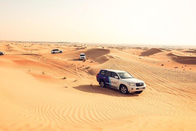 Desert Safari Experience - Al Maha Arabian Safari
