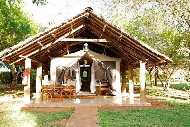 3 Days Nairobi, Tsavo West, Amboseli Safari