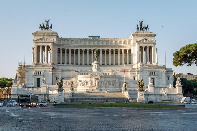 Rome in a Day Private Tour from your Accommodation in Rome