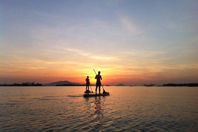 Sunrise Paddle To Local Life