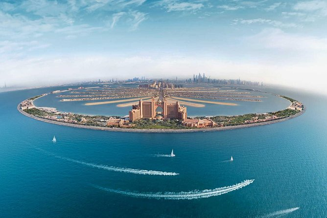 Dubai City Tour with Lunch in Atlantis the Palm