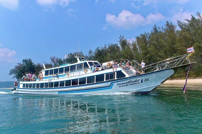 Phuket to Ao Nang by Ao Nang Princess Ferry