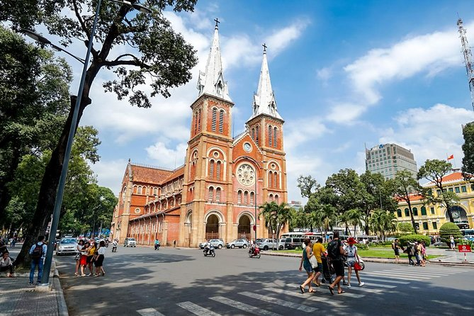 Ho Chi Minh City private full day tour
