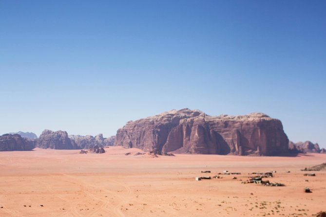 Full day tour of Wadi Rum