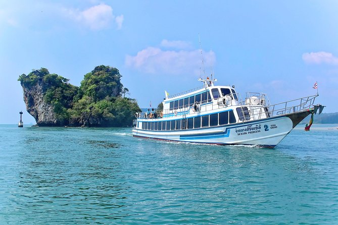 Phuket to Railay Beach by Ao Nang Princess Ferry