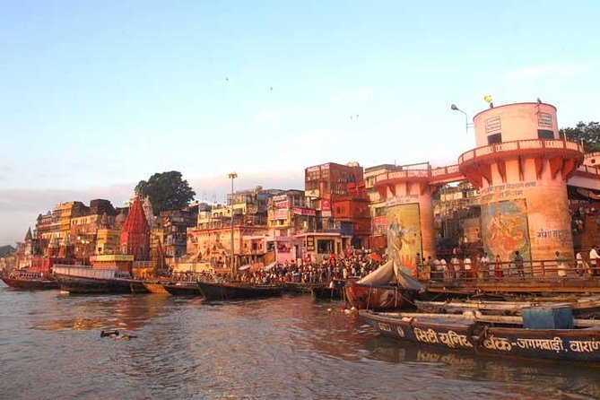 Private Golden Triangle With Varanasi