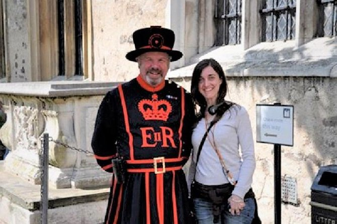 Tower of London Private Tour with Blue Badge Guide