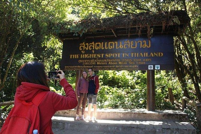 From Chiang Mai: Inthanon National Park 9-Hour Group Tour photo 3