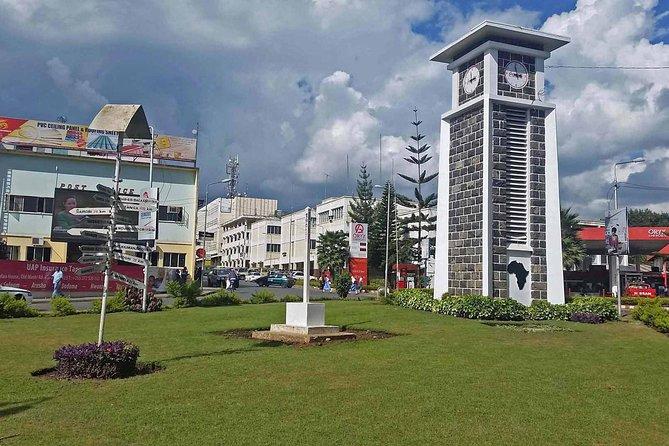 Arusha City town tour