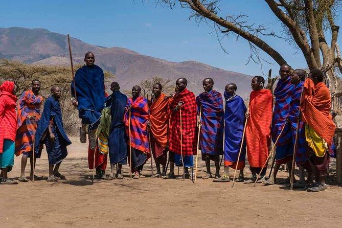 Visit the Masai Market