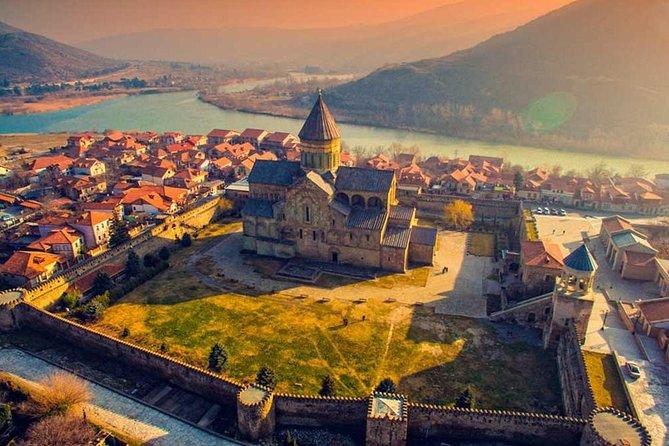 One-day tour in ancient Mtskheta, Gori and Uplistsikhe