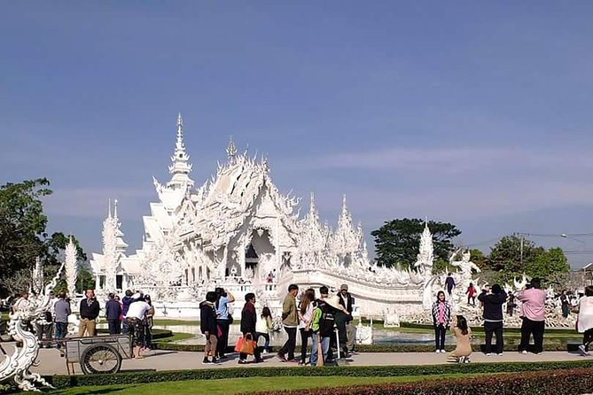 Sightseeing Join Tour Chiang Rai / Pick up only in Chiang Rai