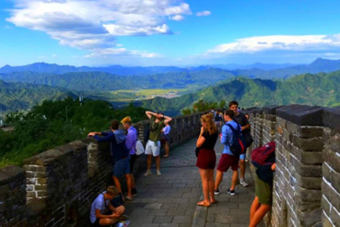 Mutianyu Great Wall 11:20am departure with entrance ticket photo 1