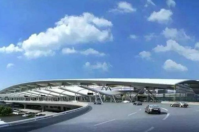Private Baiyun Airport Arrival Transfer to Guangzhou City Area