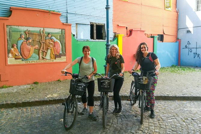 BA Bike Tour: History & Local Culture (Max. 6 People)