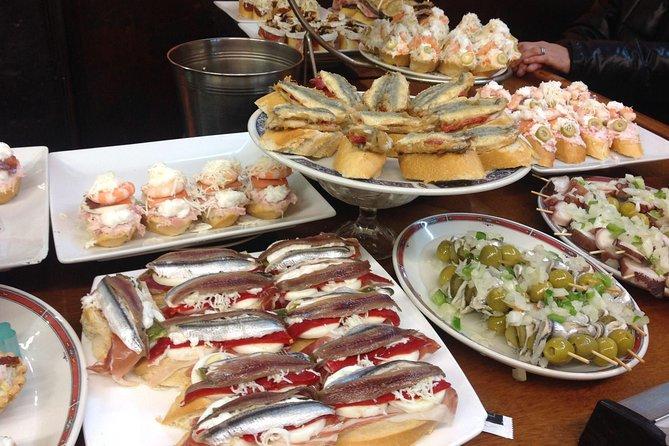 Pintxo Like a Local Food Tour!