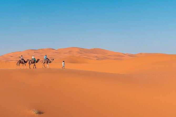 4 Days trip from FEZ to MARRAKECH and spending 2 Nights in MERZOUGA