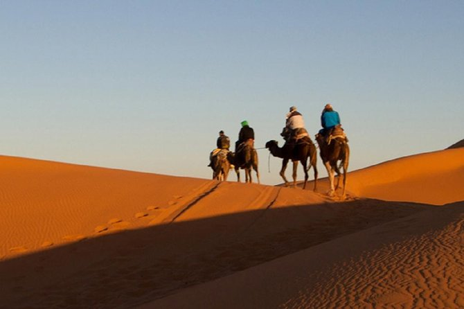 4 Days trip from FEZ to MARRAKECH and spending 2 Nights in MERZOUGA photo 8
