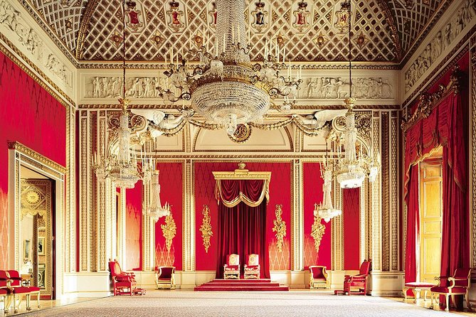 See 30+ London Top Sights & Buckingham Palace Tour