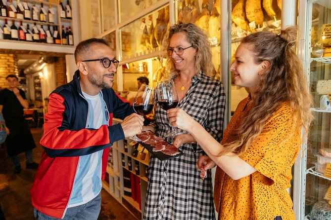 The 10 Tastings of Rome: Heavenly Private Food Tour