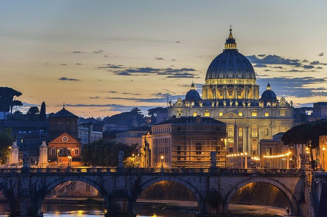 Exclusive Evening Vatican Tour with Secret Room | MAX 6 PEOPLE GUARANTEED