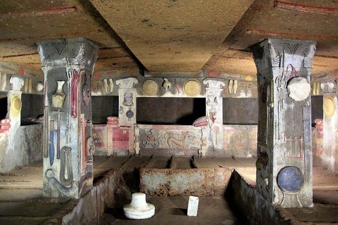 Etruscan Mystery with Driver - Private Shore Excursion for Cruisers