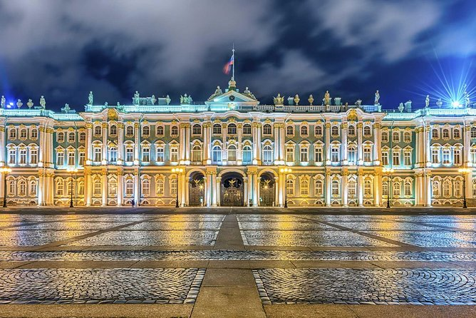 VISA-FREE Evening Extension for Cruise Passengers in St Petersburg