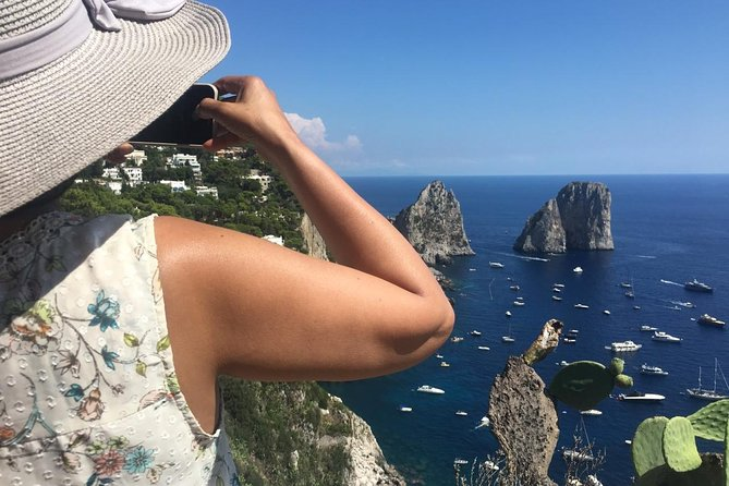 The Best of Capri Walking Tour