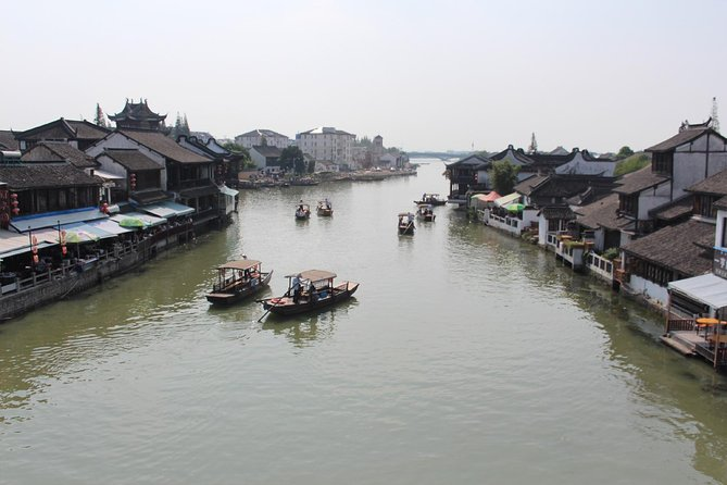 Seven Treasure Town & Zhu Jia Jiao Water Village 1 Day Small Group Tour photo 4