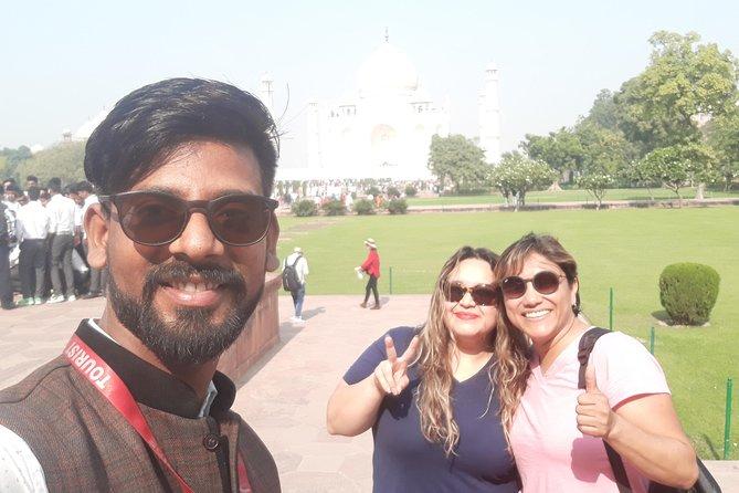 Private Taj Mahal & Agra Sightseeing Tour From Delhi