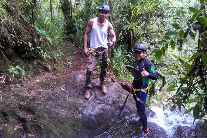 Rappelling and Torrentism