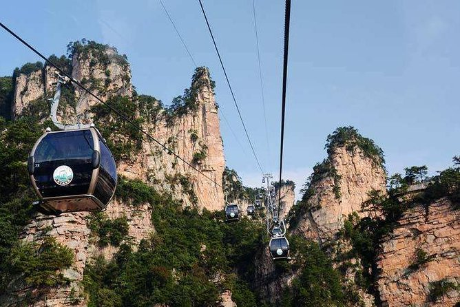 3 Full Days Private Zhangjiajie Tour with Self-selecting Hotels