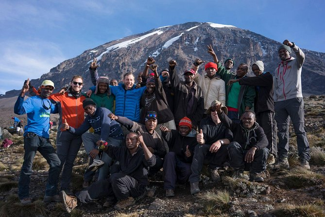 Kilifootprints Machame 7 days