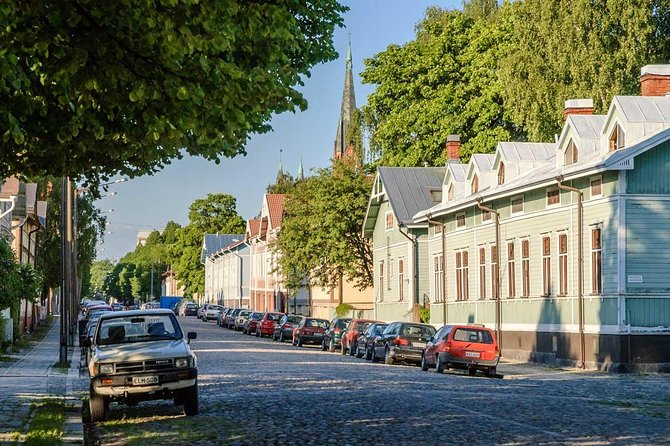 Private Helsinki Visit to Turku by VIP car with personal guide