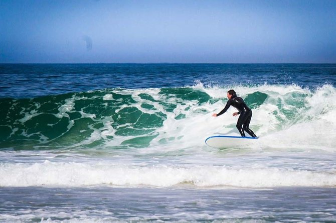 Surfing. Connemara. Guided. 2½ hours.