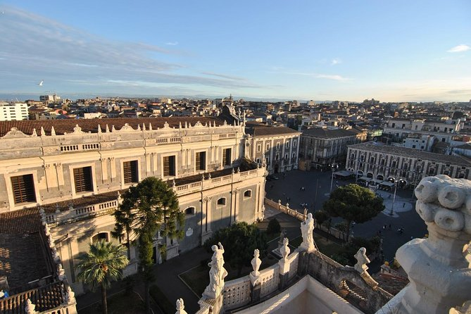Catania: the Baroque revival