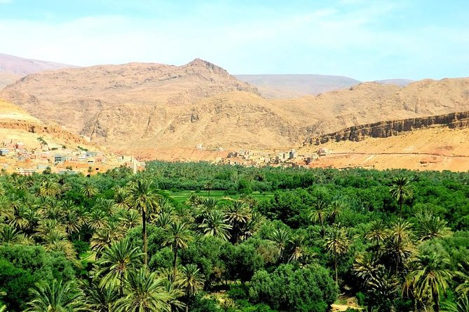 3vallee Excursions departing Marrakech in private high Atlas region