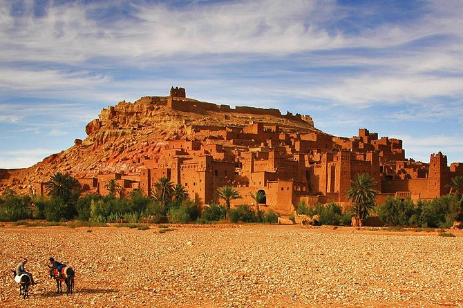 3 Days trip from MARRAKESH to FEZ with a night in OUARZAZATE and MERZOUGA