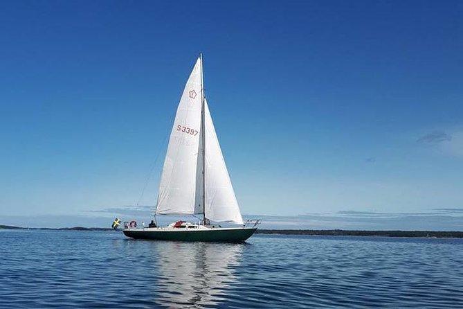 Stockholm Archipelago Sailing Day Tour
