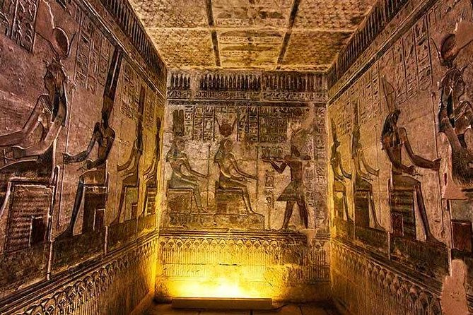 Full day in luxor from Hurghada by coach