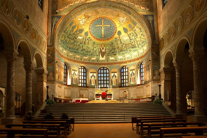 Basilica of Sant'Apollinare in Classe: private tour near Ravenna