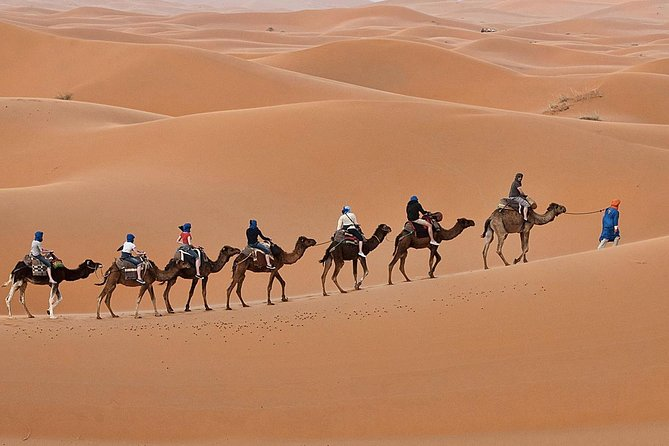 2-Days Desert Trip from Fes
