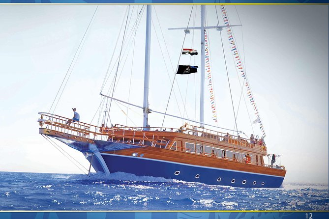 Pirates Boat VIP & Snorkeling Sea Trip -Sharm el Sheikh