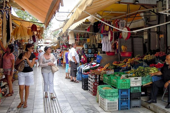 Royalty Heraklion City Tour-Market-Creta Aquarium