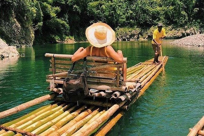 Authentic Jamaican Bamboo Rafting Tour from Falmouth photo 6