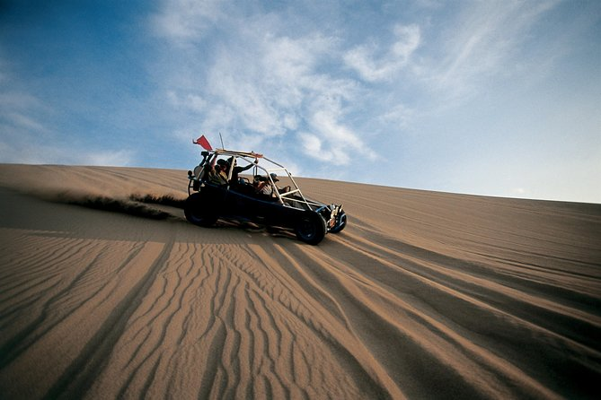 Tour Through the Dunes of Ica in Sand Cars