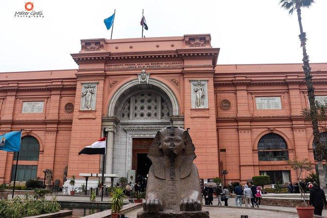 Full Day City Tour - Museum, Citadel, Coptic city, Khan el Khalili + Launch