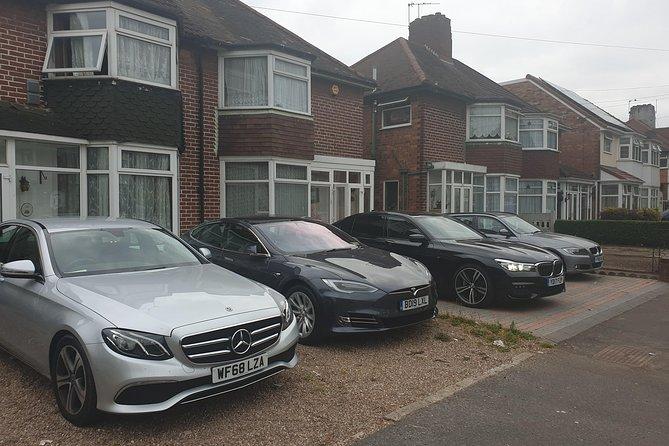 Birmingham Chauffeurs Day Booking
