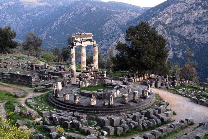 Delphi-Arachova Private Tour