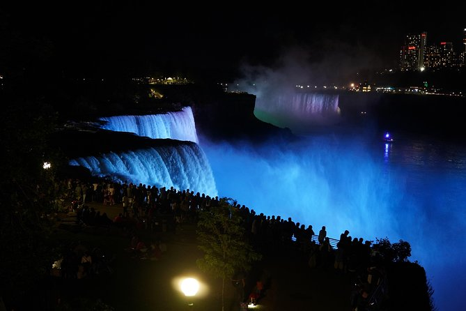2-Day USA Secret Caverns/Watkins Glen + Niagara Falls Tour (NYC departure) NF2